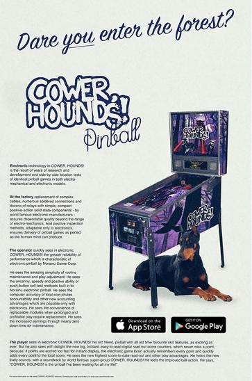 Pinball - Cower, Hounds!